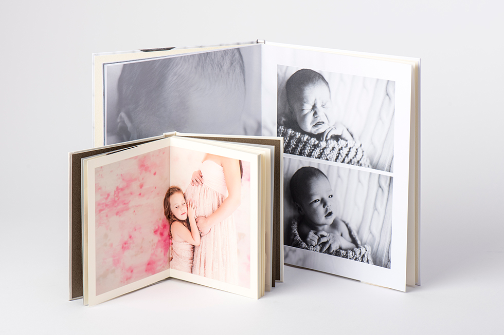 AsukaBook Art Layflat Photo Book Ivory or white art paper options available