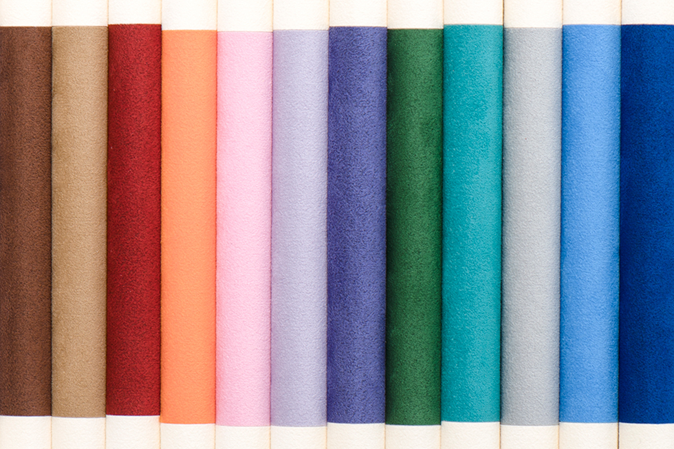AsukaBook Heirloom Photo Album cover accent band comes in twelve colors