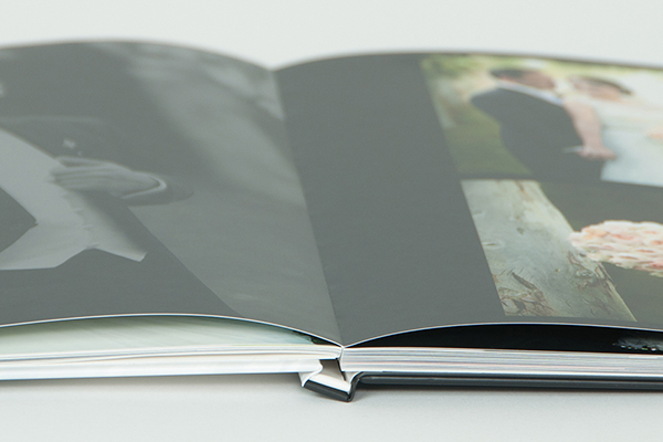 AsukaBook Zen Layflat Hard Cover Photo Book Layflat Binding